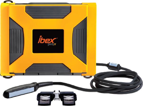 笔记本式兽用B超 Ibex Pror